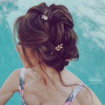 Hochzeit - Wedding Hairstyle Inspiration - Ulyana Aster