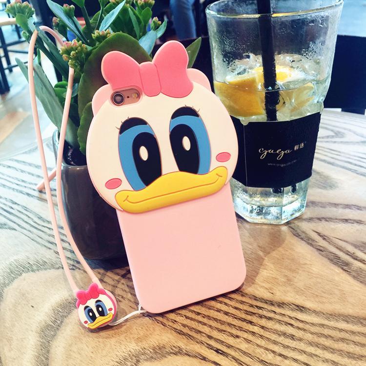 Wedding - Donald Duckドナルドダック ディズニーキャラクター アイフォン 7/6s プラス ケース 女性向け iphone7 plus ディズニー iface _ブランド