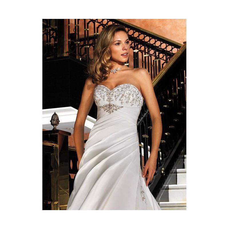 Eddy K Hilary Bridal Gown (2010) (EK10_HilaryBG) - Crazy Sale ...