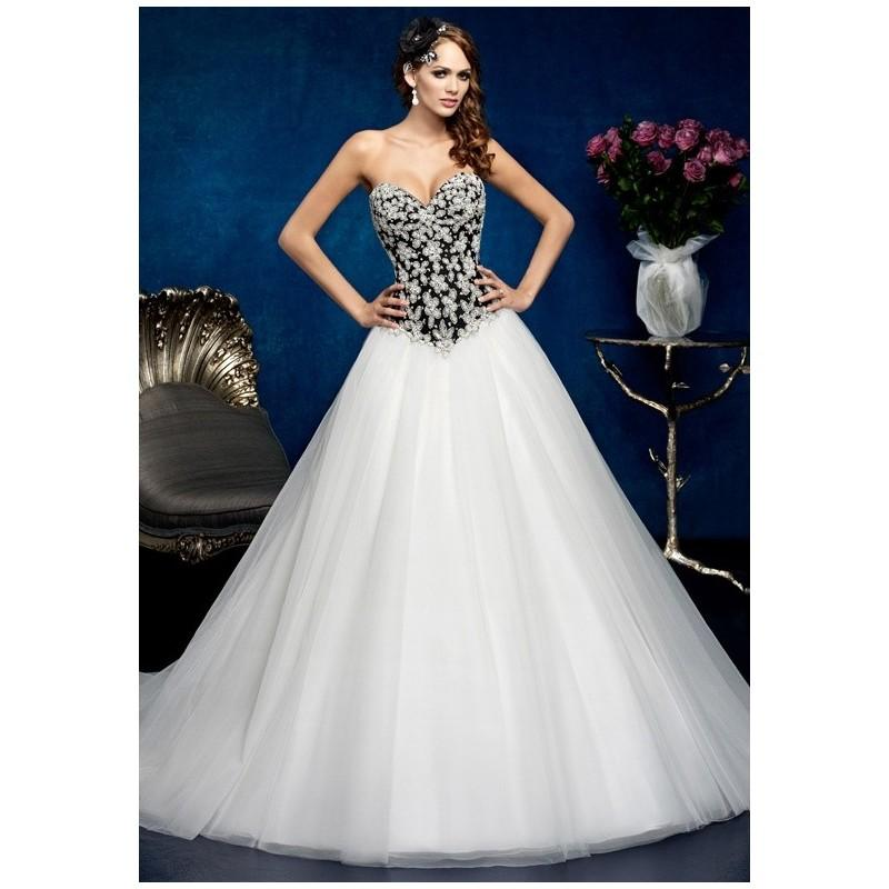 Свадьба - KITTYCHEN Couture BEVERLY, H1380 - Charming Custom-made Dresses