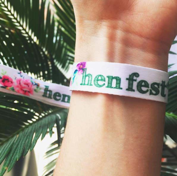 زفاف - Hen Party Wristbands