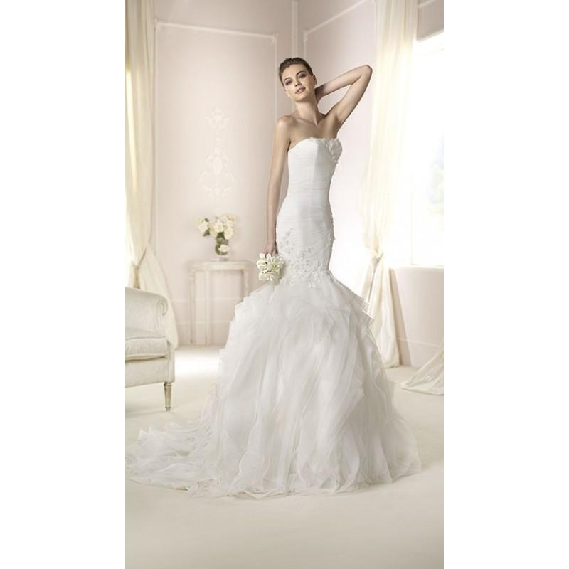 Wedding - DELANEY (White One) - Vestidos de novia 2017