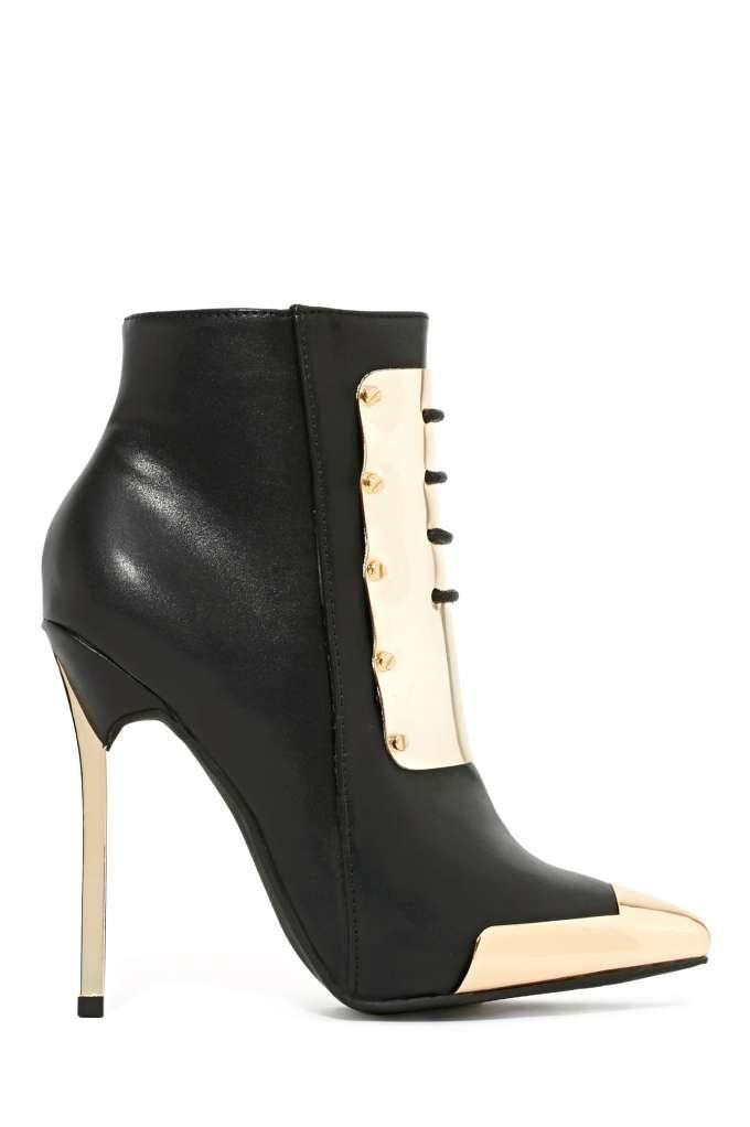 زفاف - Privileged Shield Bootie