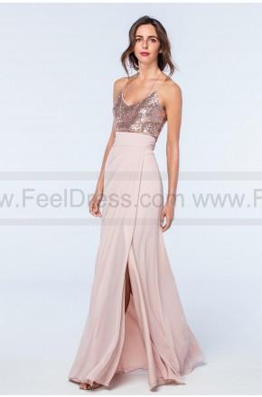 Свадьба - Watters Natasha Bridesmaid Dress Style 2508