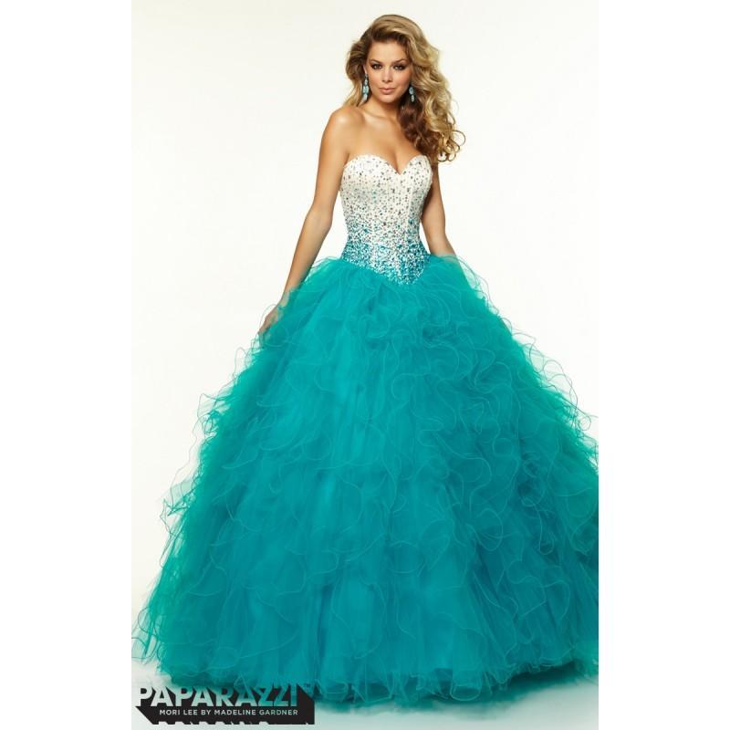 زفاف - Paparazzi - 97086 - Elegant Evening Dresses