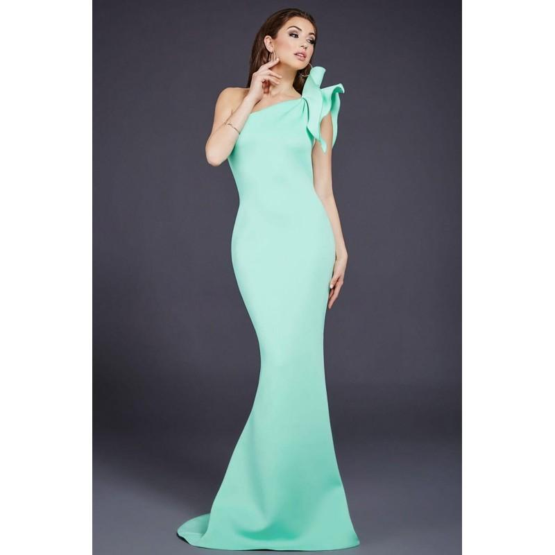 زفاف - Mint Sugarplum Jovani Prom 32602 Jovani Prom - Top Design Dress Online Shop