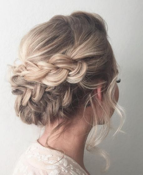 زفاف - Ashley Petty Wedding Hairstyle Inspiration
