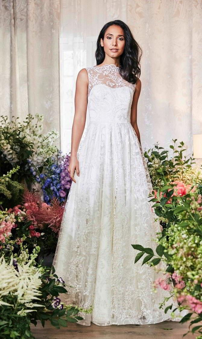 Wedding - Savin London 2017 Wedding Dresses