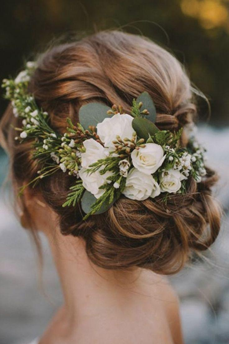 Свадьба - The 5 Biggest Trends In Wedding Hairstyles