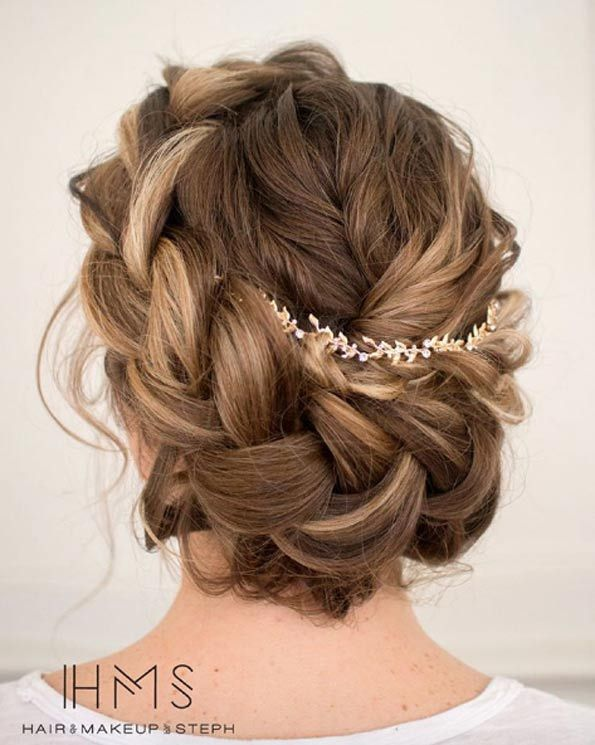 The Best Updo 2016  PNG