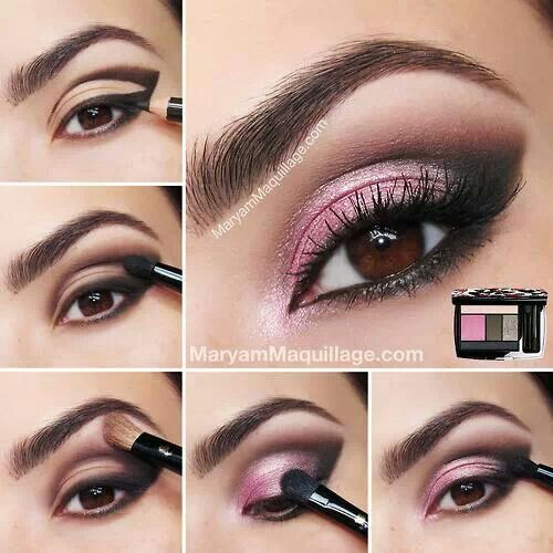Свадьба - 40  Amazing Smokey Eyes Makeup Tutorials