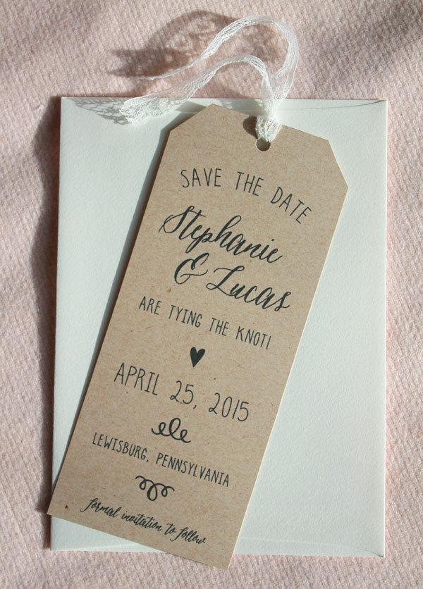 Hochzeit - printable rustic save the date bookmark, rustic save the date, bookmark, Tag Save the Date, Save the Date tag,
