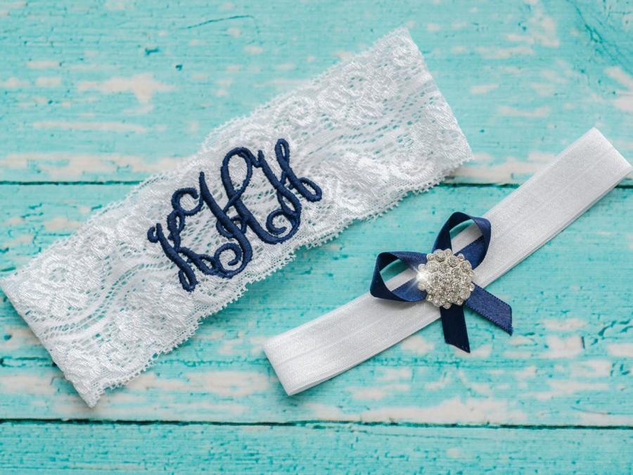 Свадьба - Blue Garter