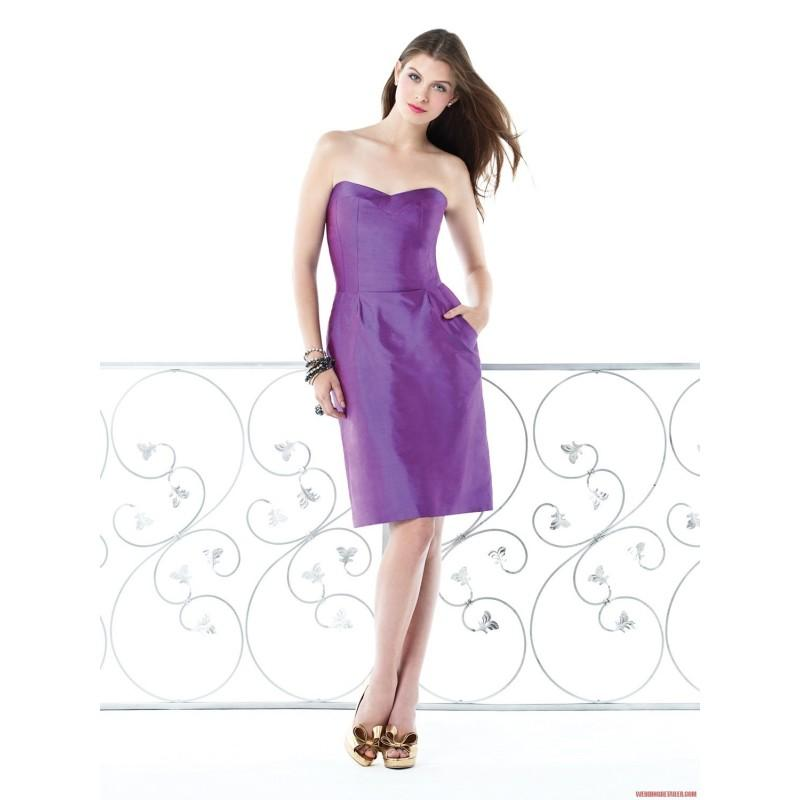 Hochzeit - Dessy - Style 2816 - Junoesque Wedding Dresses