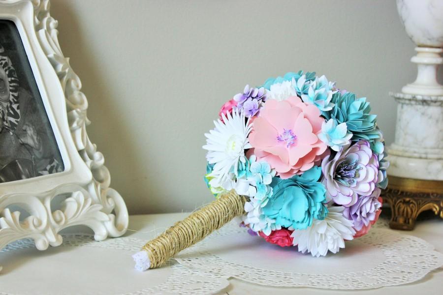 Wedding - Spring/Summer Bridal Bouquet