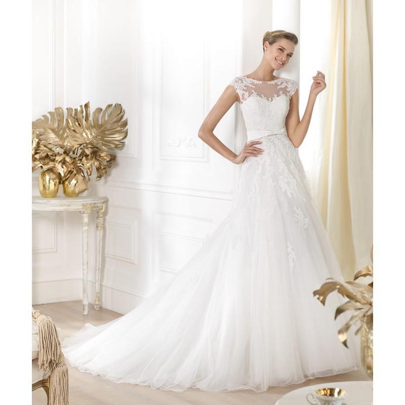 Свадьба - Pronovias LIANNA - Compelling Wedding Dresses