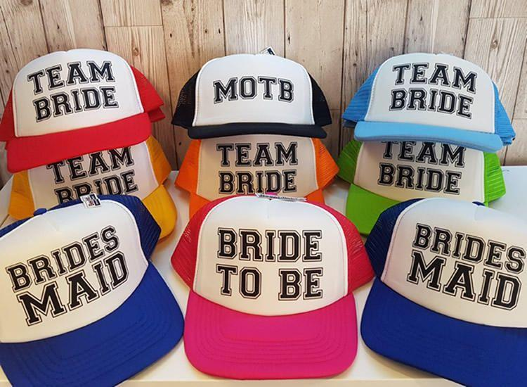 Personalised Bride To Be Team Bride Bride Squad