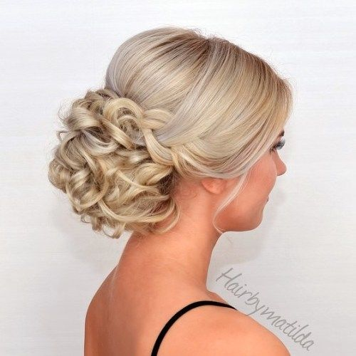 40 Most Delightful Prom Updos For Long Hair In 2017 #2698712 ...