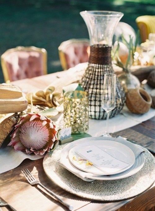 Hochzeit - 40 Hot Safari-Inspired Wedding Ideas