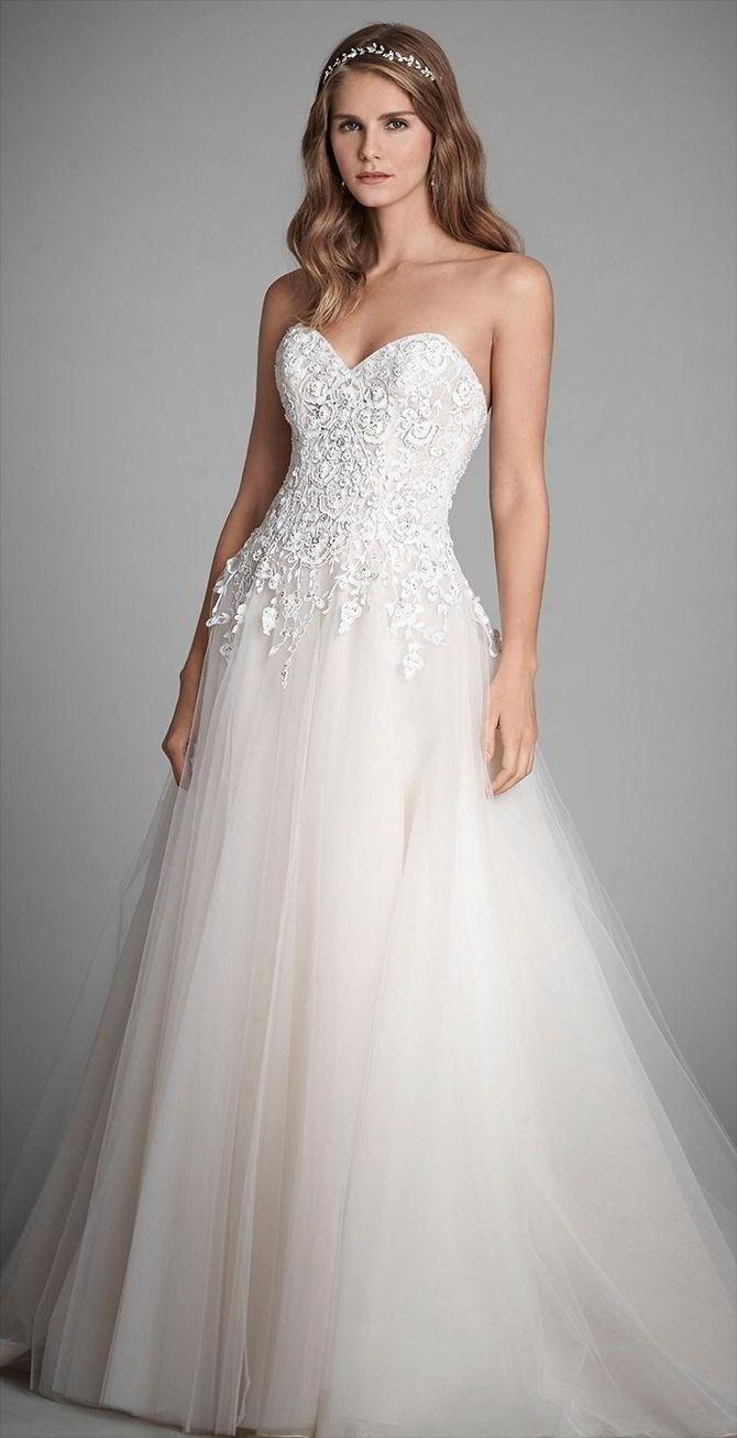 Mariage - Alvina Valenta Spring 2017 Wedding Dresses