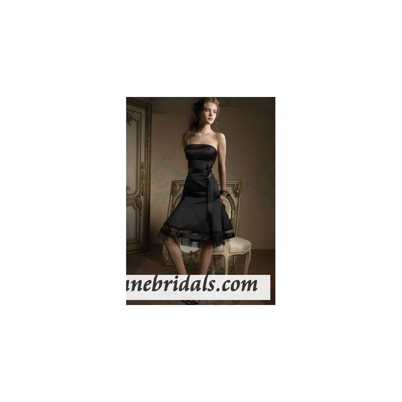 Mariage - JLM Couture Bridesmaids Dresses by Alvina Valenta - Style AV9782 - Compelling Wedding Dresses