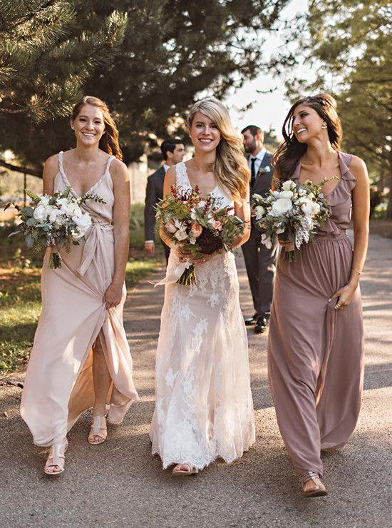 Wedding - Dress Your Bridesmaids Will Love From Brideside
