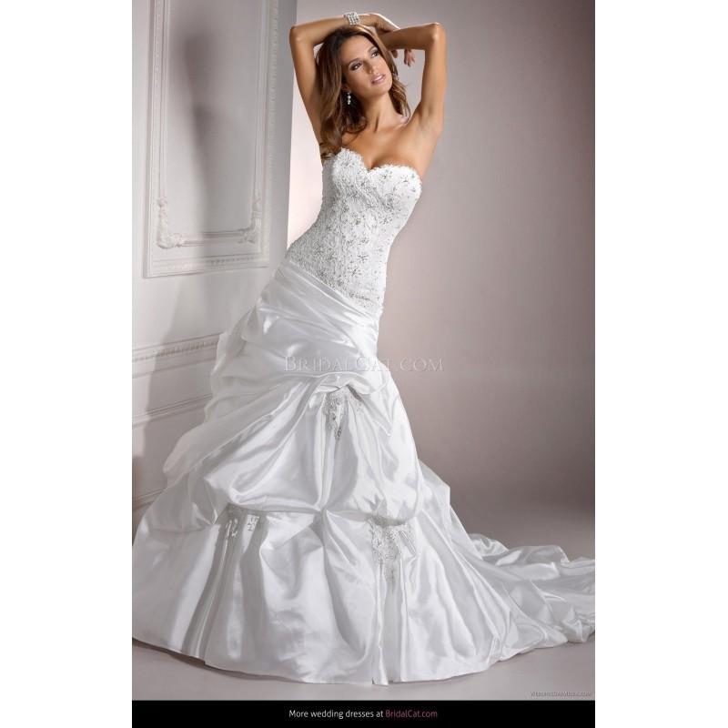 Свадьба - Maggie Sottero Symphony Casey - Fantastische Brautkleider
