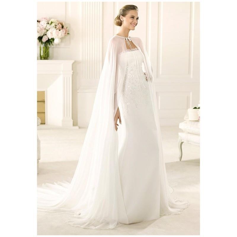 Свадьба - MANUEL MOTA FOR PRONOVIAS Vigo - Charming Custom-made Dresses