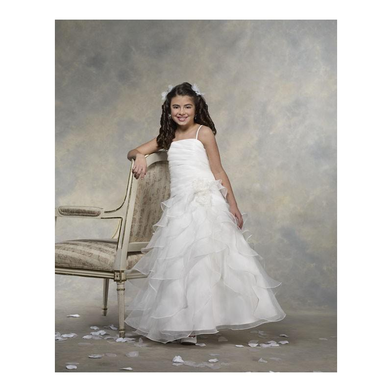 Wedding - Forever Yours Style 211208 Flower Girls Gowns - Compelling Wedding Dresses