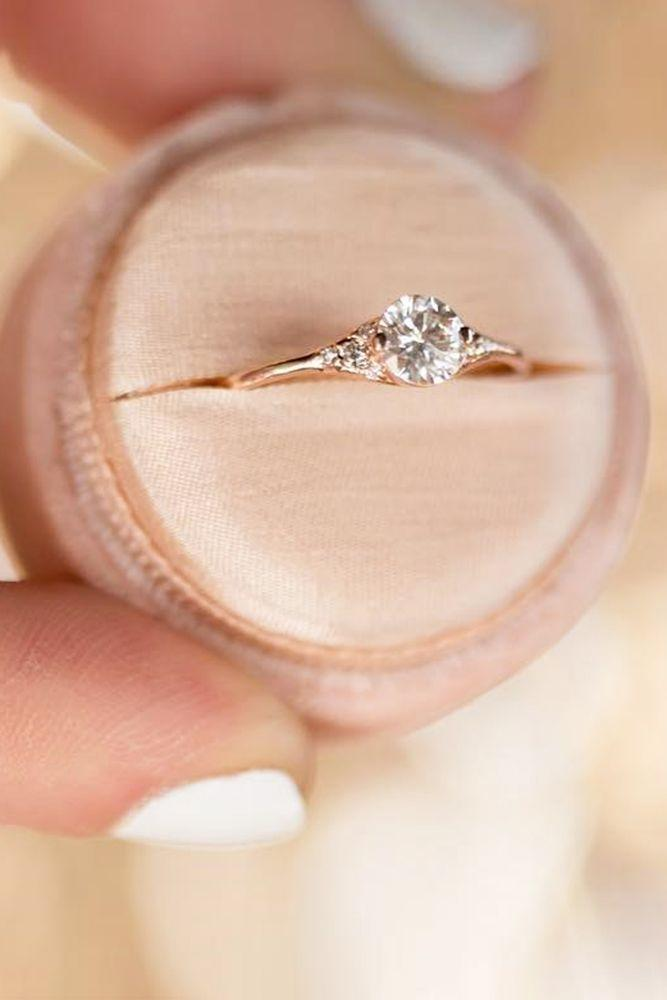 Mariage - 15 Three Stone Engagement Rings You Will Want