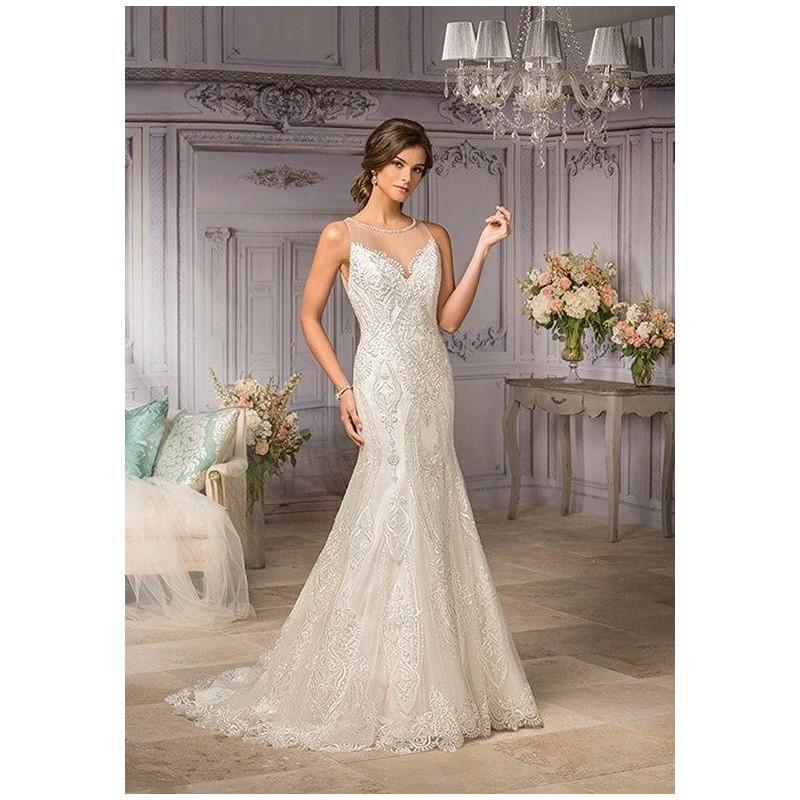 Wedding - Jasmine Couture T182003 Wedding Dress - The Knot - Formal Bridesmaid Dresses 2017