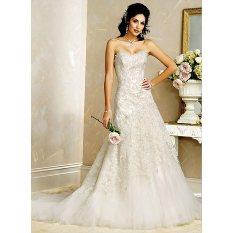 Свадьба - Maggie Sottero Mirabella Bridal Gown (2011) (MS11_MirabellaBG) - Crazy Sale Formal Dresses