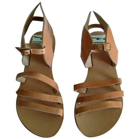 Hochzeit - SALE!  Greek sandals leather sandals with wings/winged sandals, sandales ailees sandales femme sandales grecque