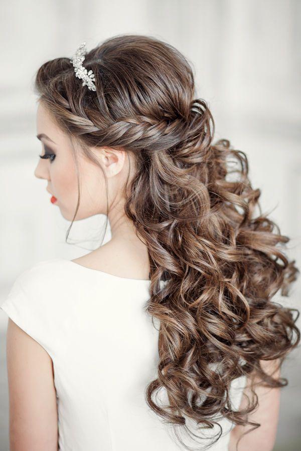 زفاف - 15 Cool Suggestions Of Modern Wedding Hairstyles