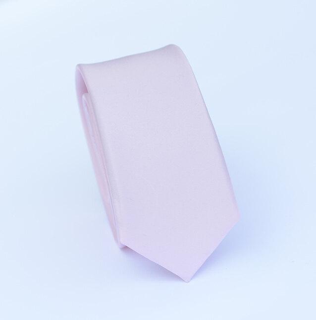 Boda - Blush Pink Tie.Blush Silk Tie.Wedding Tie.Groomsmen Tie.