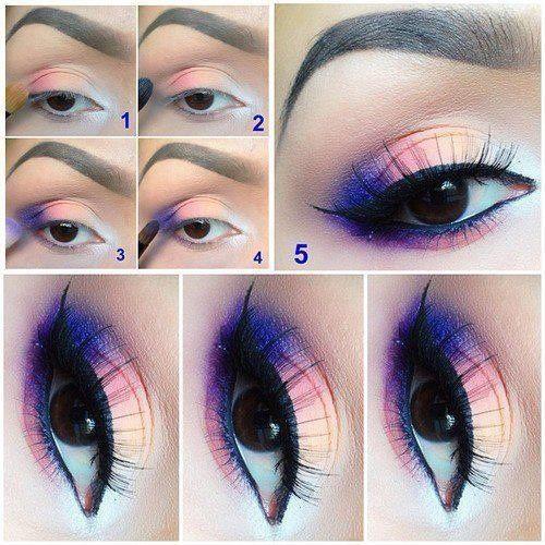 Boda - 14 Stylish Smoky Eye Makeup Tutorials