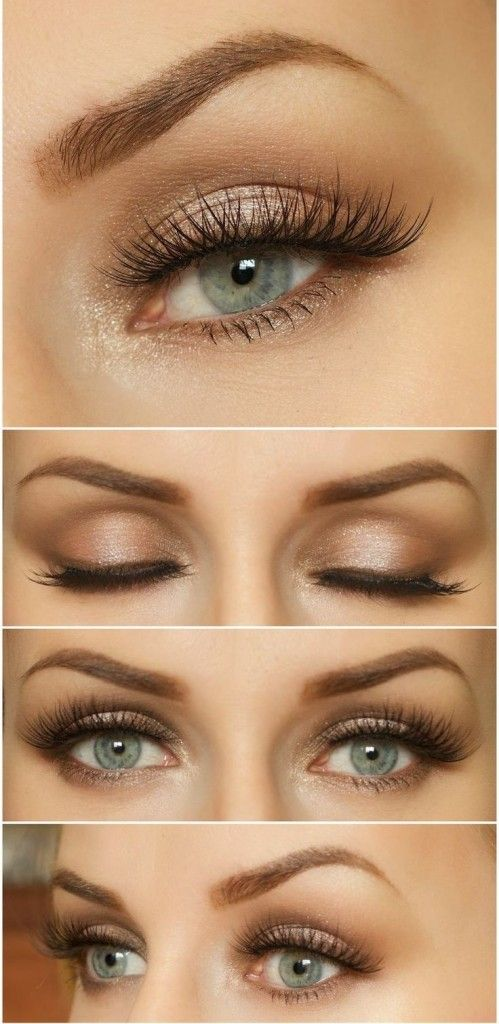 Wedding - Natural Makeup Ideas For Everyday - PinMakeupTips.com