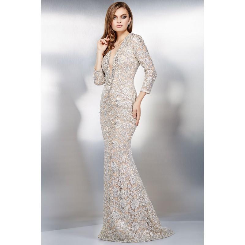 887034d57c4 Jovani 24088 Dress Prom V Neck Long Ed 2017 New