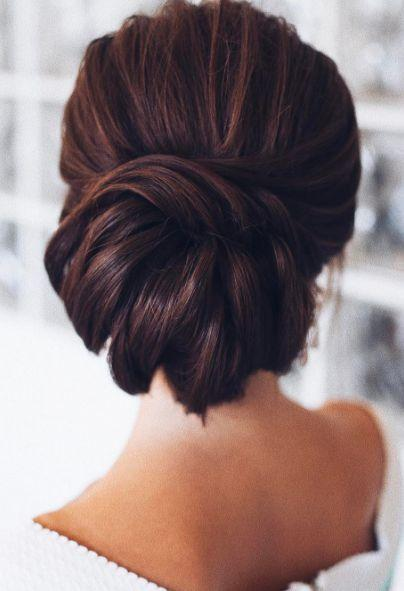 Mariage - Tonya Pushkareva Wedding Hairstyle Inspiration