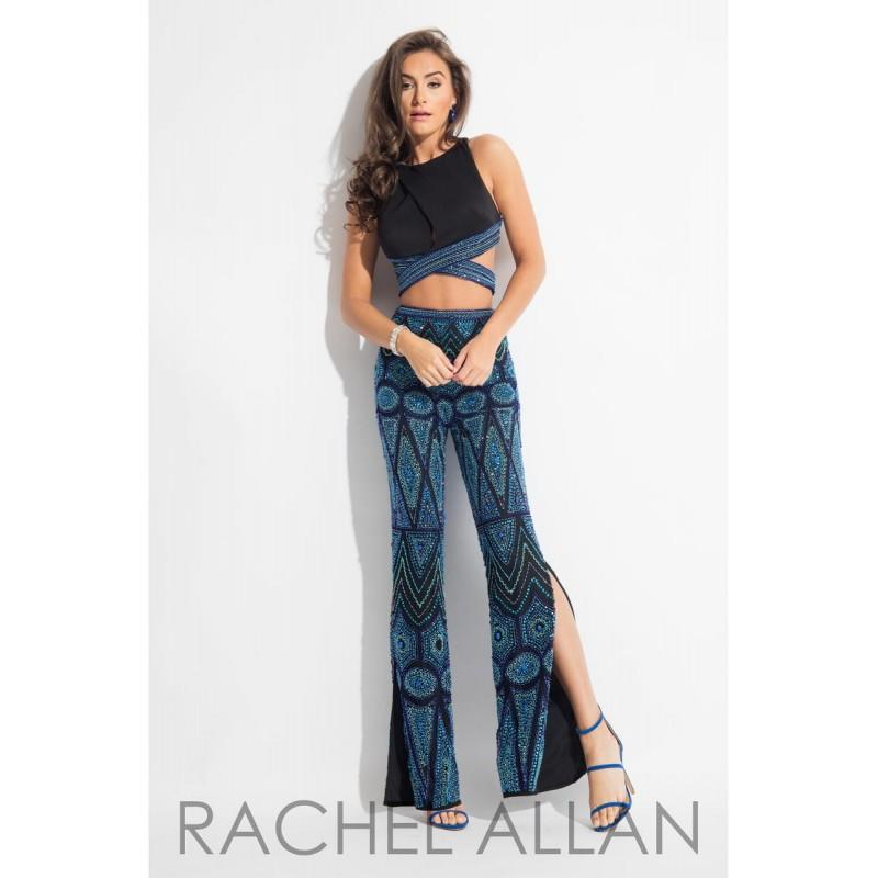 Wedding - Rachel Allan Prom 7570 Rachel ALLAN Long Prom - Rich Your Wedding Day