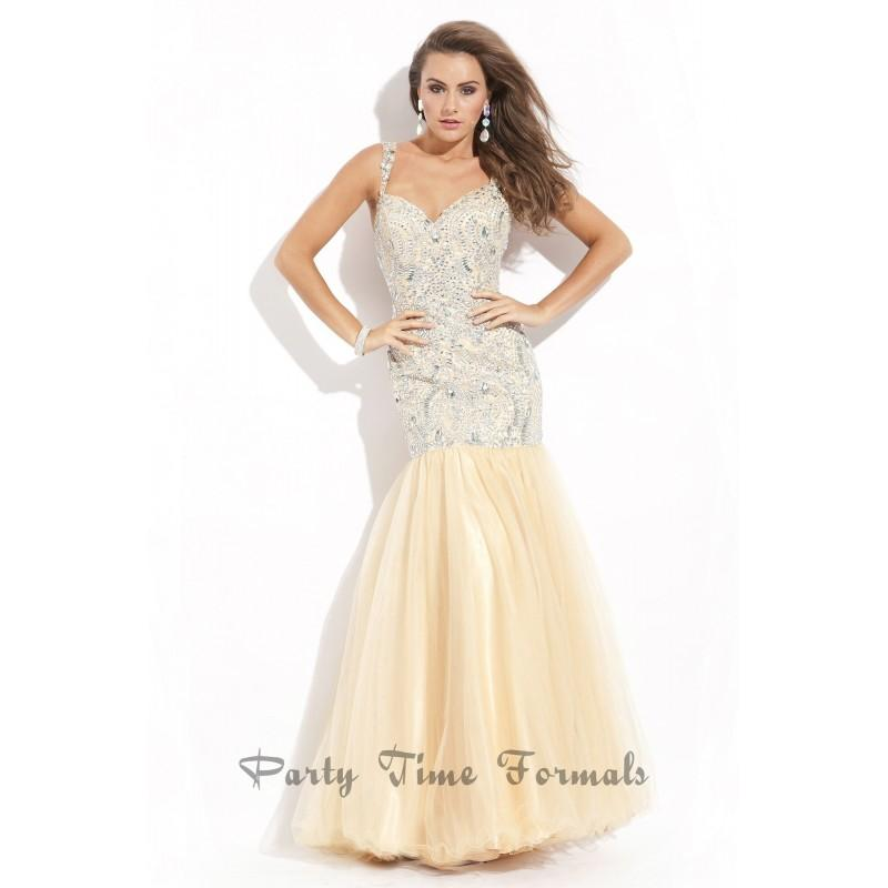 Свадьба - Party Time - Style 6471 - Formal Day Dresses