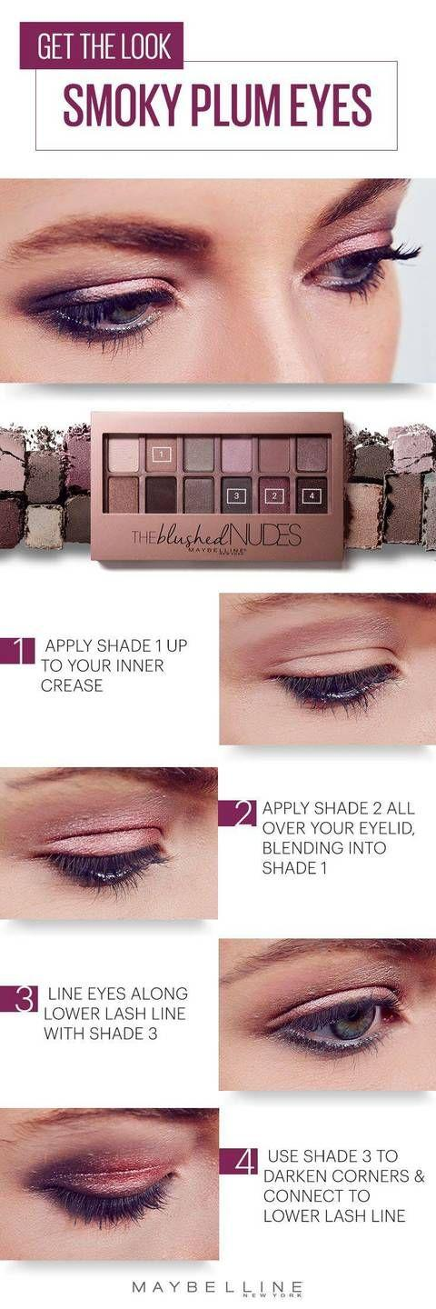 Wedding - Maybelline® The Blushed Nudes™ Eye Shadow Palette 06 0.34 Oz