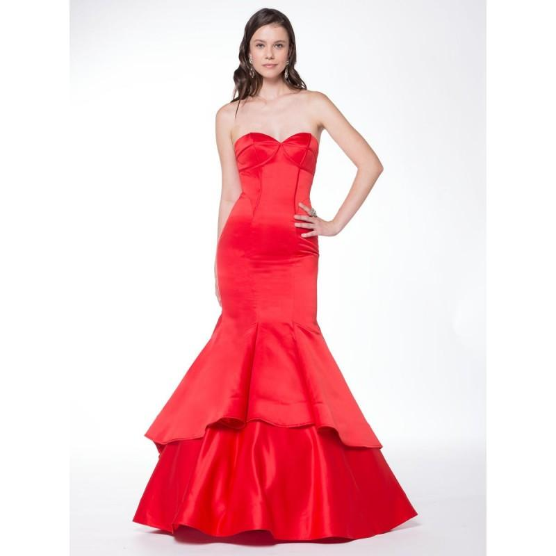 Düğün - Red Colors Dress 1697  Colors Dress Collection - Elegant Evening Dresses