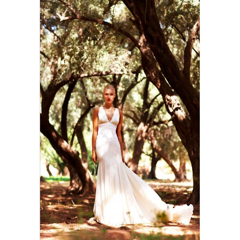 Düğün - Amanda Wakeley AW 134 - Stunning Cheap Wedding Dresses