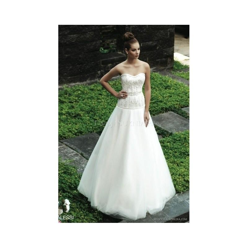 Wedding - Intuzuri - 2013 - Alessi - Glamorous Wedding Dresses