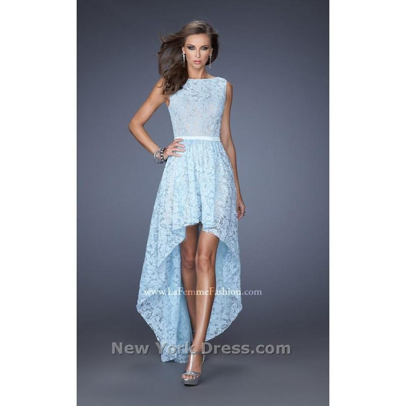 Mariage - La Femme 20113 - Charming Wedding Party Dresses