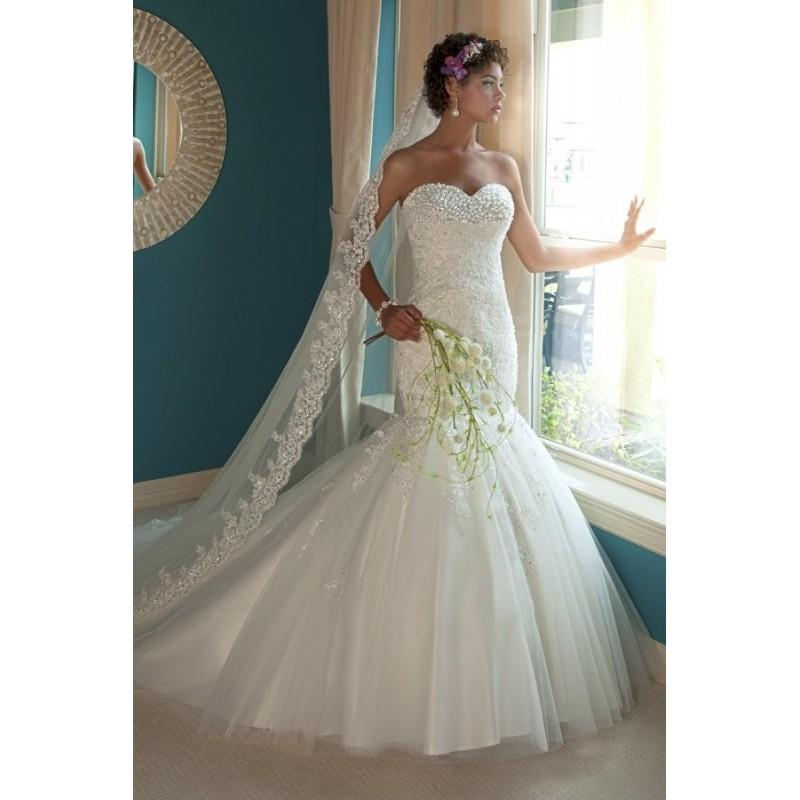 Wedding - Mary's Bridal Style 6207 - Fantastic Wedding Dresses