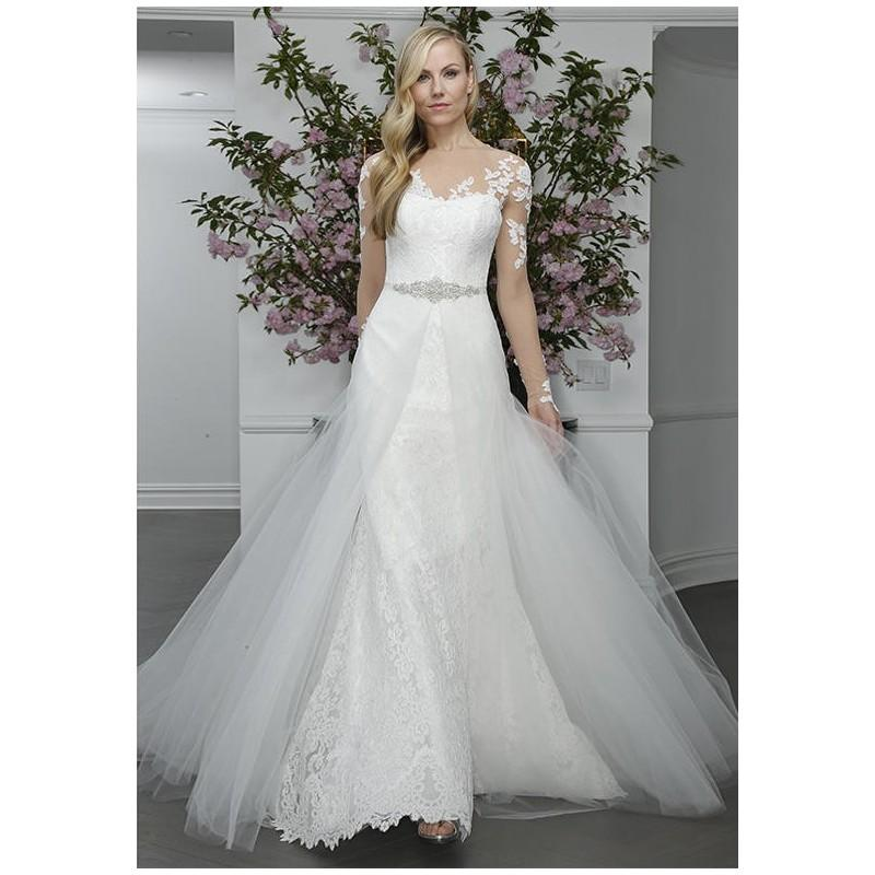 Boda - Legends Romona Keveza L6103 Wedding Dress - The Knot - Formal Bridesmaid Dresses 2017