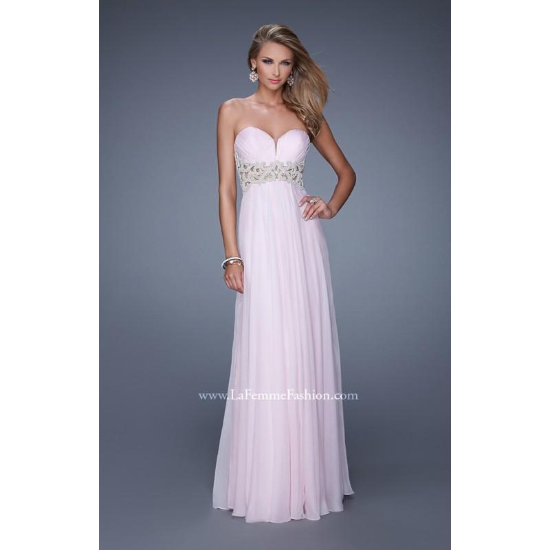 Wedding - La Femme - 20727 - Elegant Evening Dresses