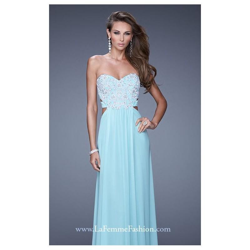 Свадьба - Beaded Sweetheart Gown by La Femme 20861 - Bonny Evening Dresses Online